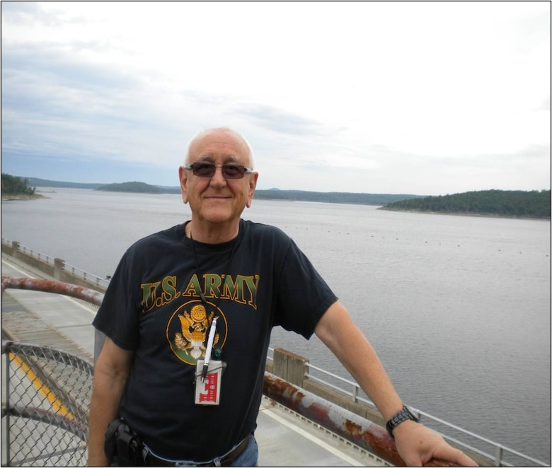 Southwestern Division property book manager, Romano Caturegli, recently reired after more than 49 years with the U.S. Army Corps of Engineers