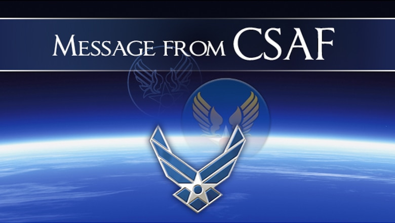 Message from CSAF