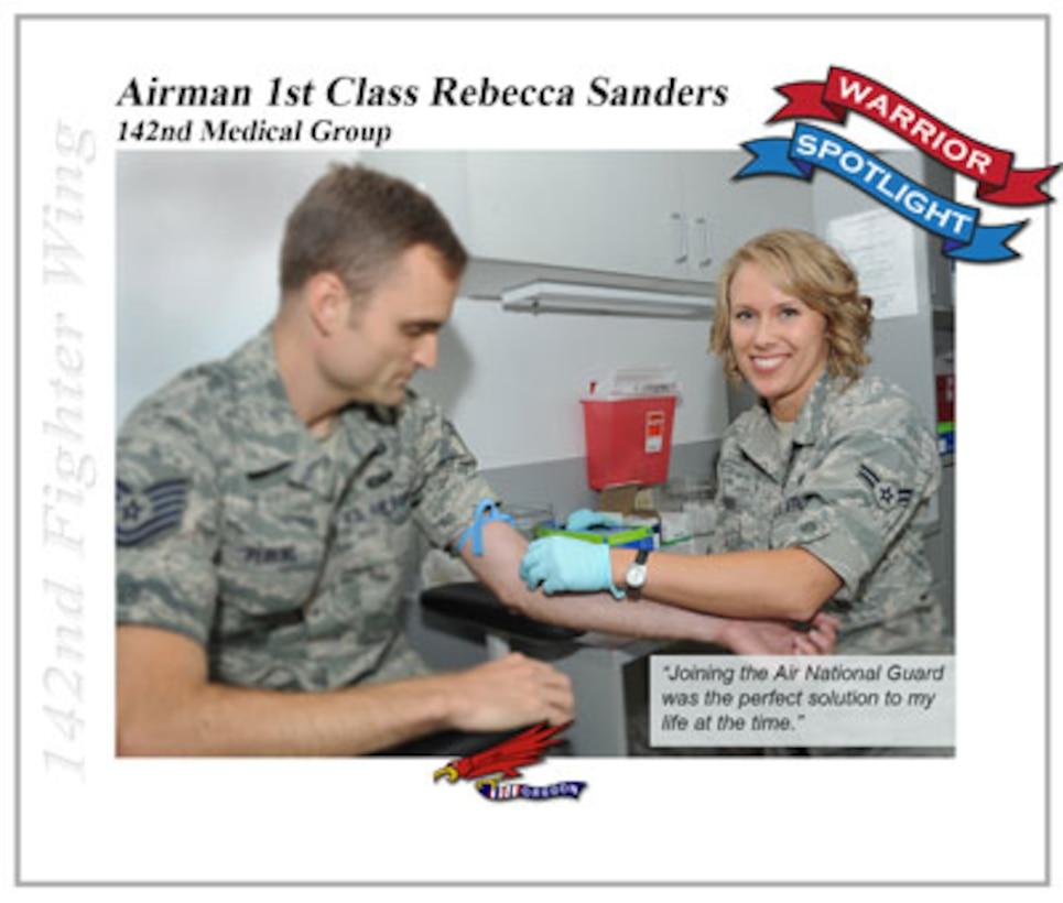 AIC Rebecca Sanders