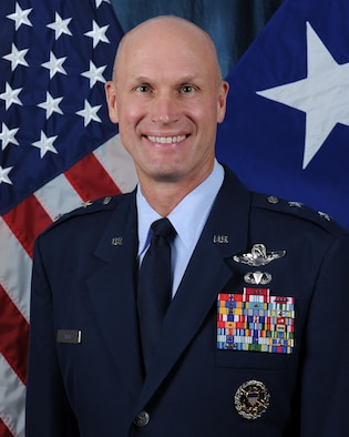 Maj. Gen. James N. Post III Aug 2013