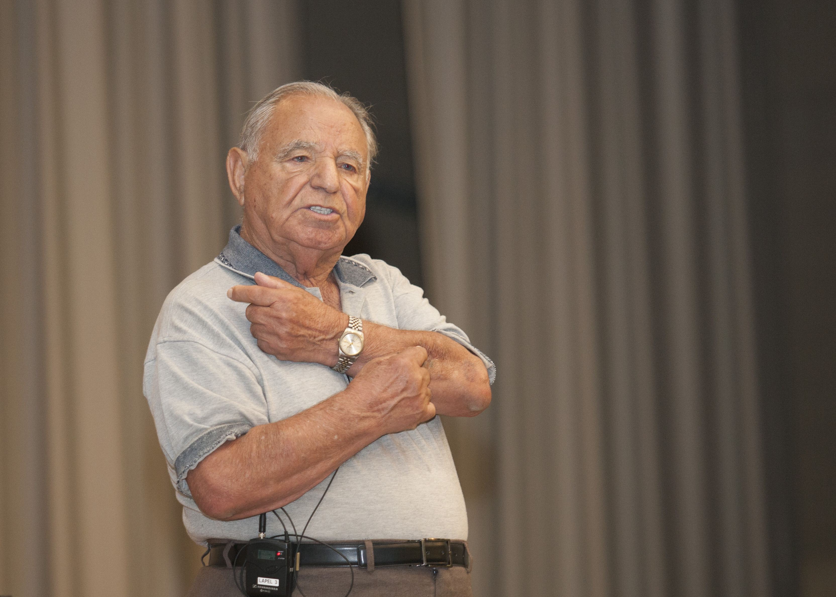 holocaust survivor 'owes life' to america > edwards air force base