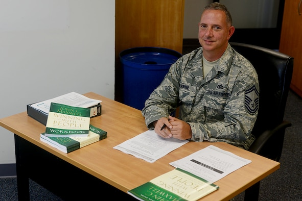 Senior Master Sgt. Randall Renaud, 633rd Civil Engineer Squadron superintendent of the engineering flight, received an Article 15 after an arrest for driving under the influence in 2002. Through dedication and resiliency, Renaud overcame every obstacle and dedicates his time in teaching others to do the same.