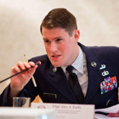 TSgt Alex T. Eudy, USAF & SOCOM