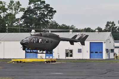 Virginia National Guard helicopter crew departs to support ...