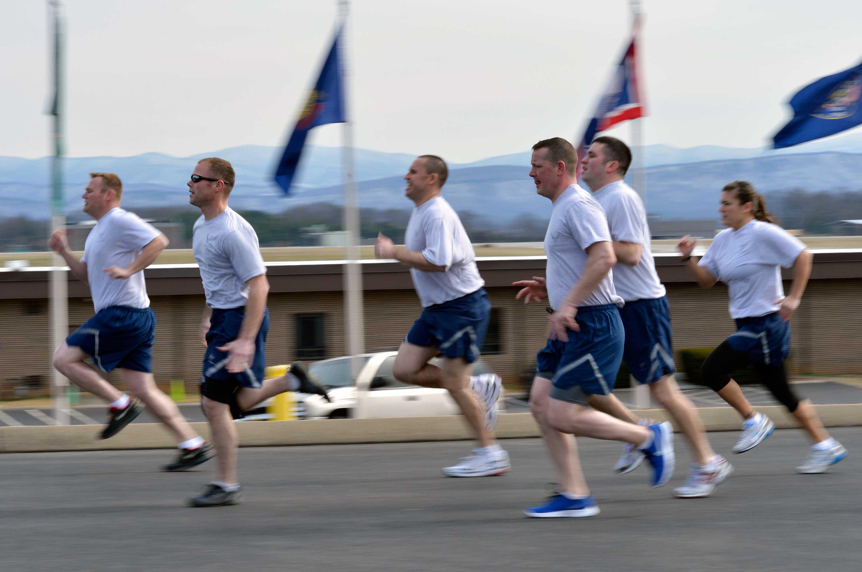 Air Force announces PT test enhancements to start Oct  1 > National