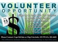 2013 Tax Center Volunteer Slide