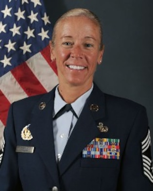 Chief Master Sgt. Lisa Arnold, 65th Mission Support Group superintendent