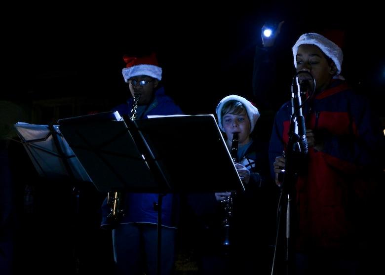 Langley Brings Light To Holiday Season > Joint Base