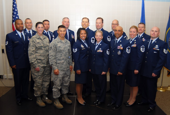 Members of the Utah Air National Guard recieved their diplomas during the Fall graduation ceremony for the Community College of the Air Force at the Utah Air National Guard Base on October 3rd 2013. (U.S. Air Force photoby A1C Emily Hulse)(RELEASED)