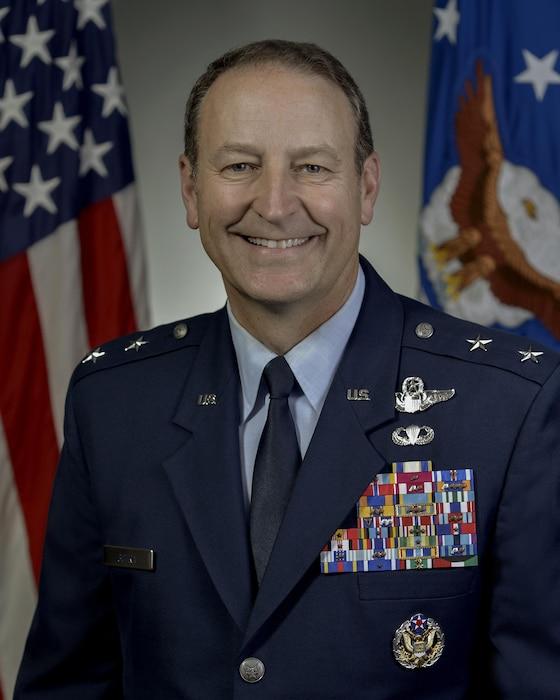 Official Photo-   (U.S. Air Force Photo by Michael J Pausic) MAjor General Michael Boera