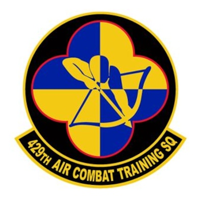 429th Air Combat Training Squadron patch