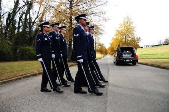 118th Base Honor Guard