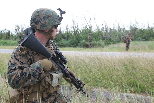 Marines execute recovery, extraction of downed pilots ...