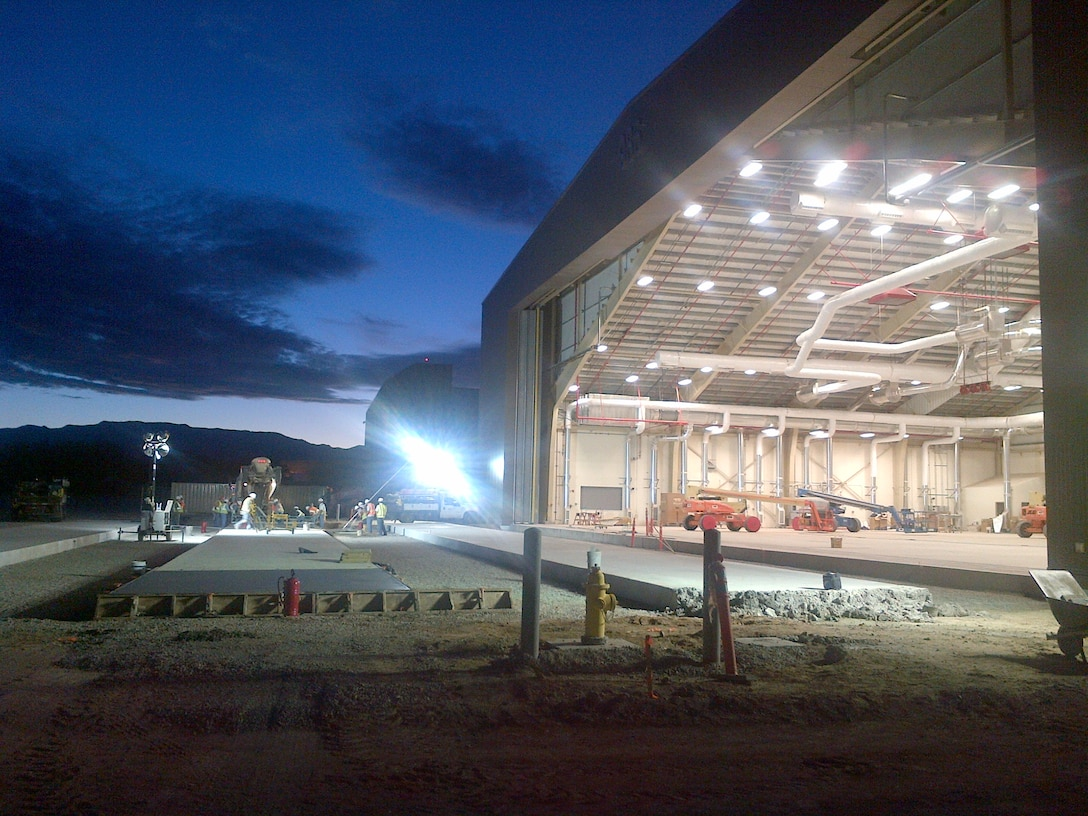 KIRTLAND AIR FORCE BASE, N.M., -- Entry in the District's 2013 photo drive. This photo placed second based on employee voting.