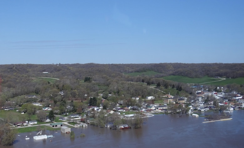 Illinois Flooding in April 2013
