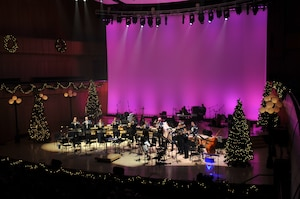 "Offutt Brass and Heartland Brass perform ""Overture Battle Royal from 'The Nutcracker'"""