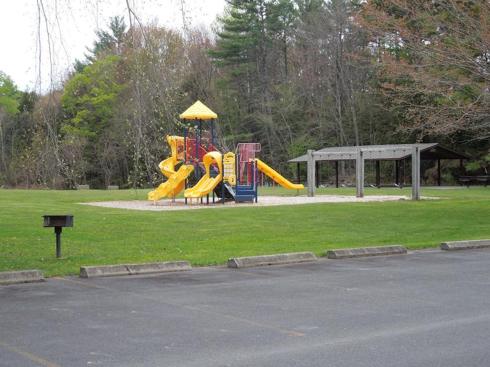 North Hartland Lake playground