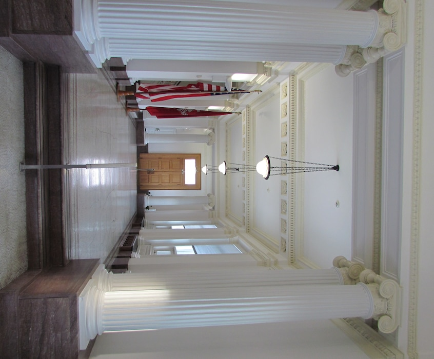 Administration Building Lobby