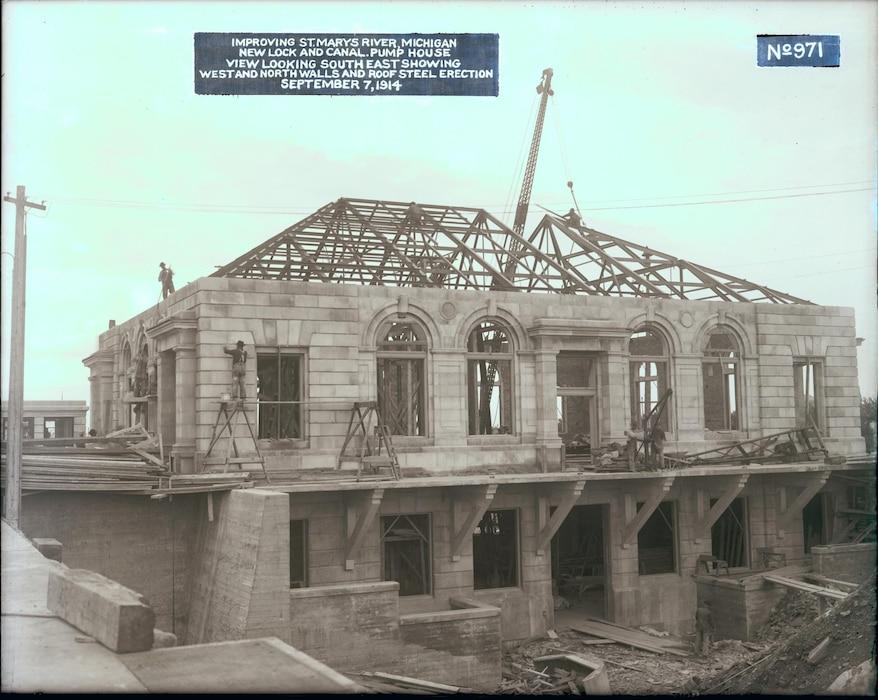 Davis Building Construction