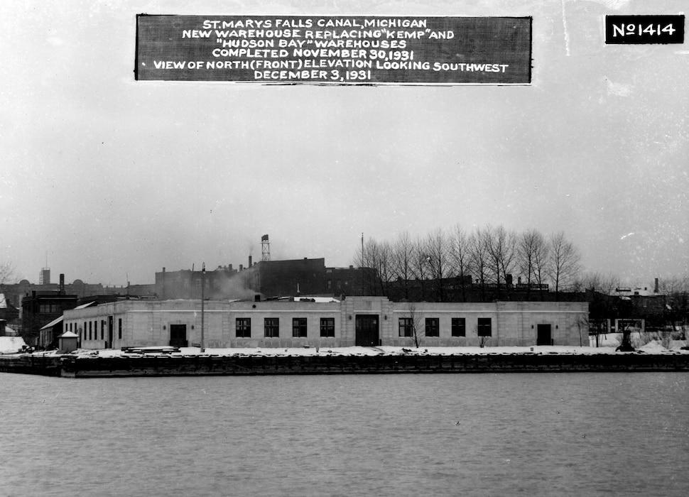 Lower Warehouse, 1931