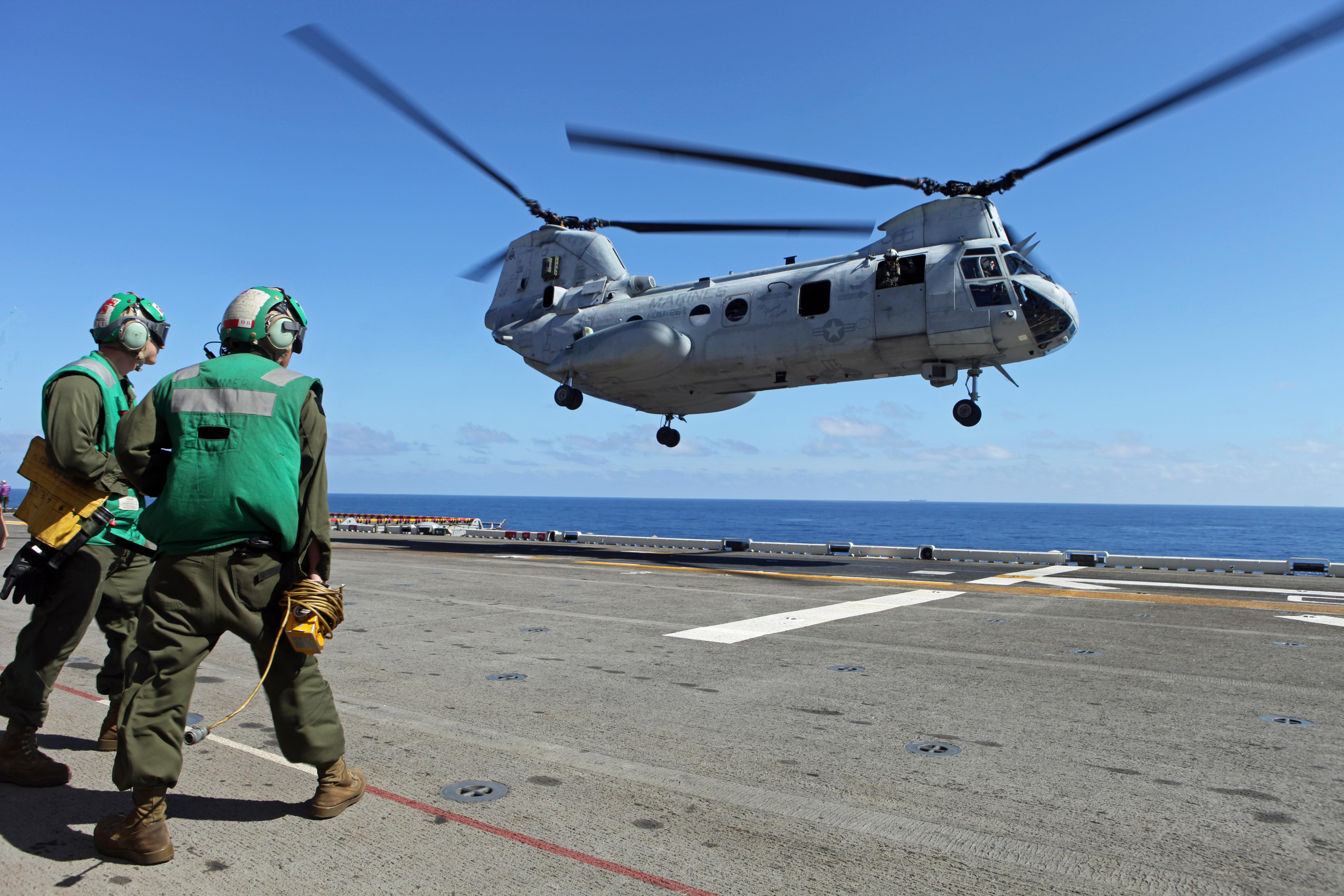 5d568b01897c1b Marines with Marine Medium Helicopter Squadron-262 (Reinforced)