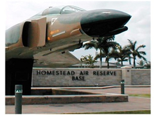 Former Homestead Air Force Base, Fla.