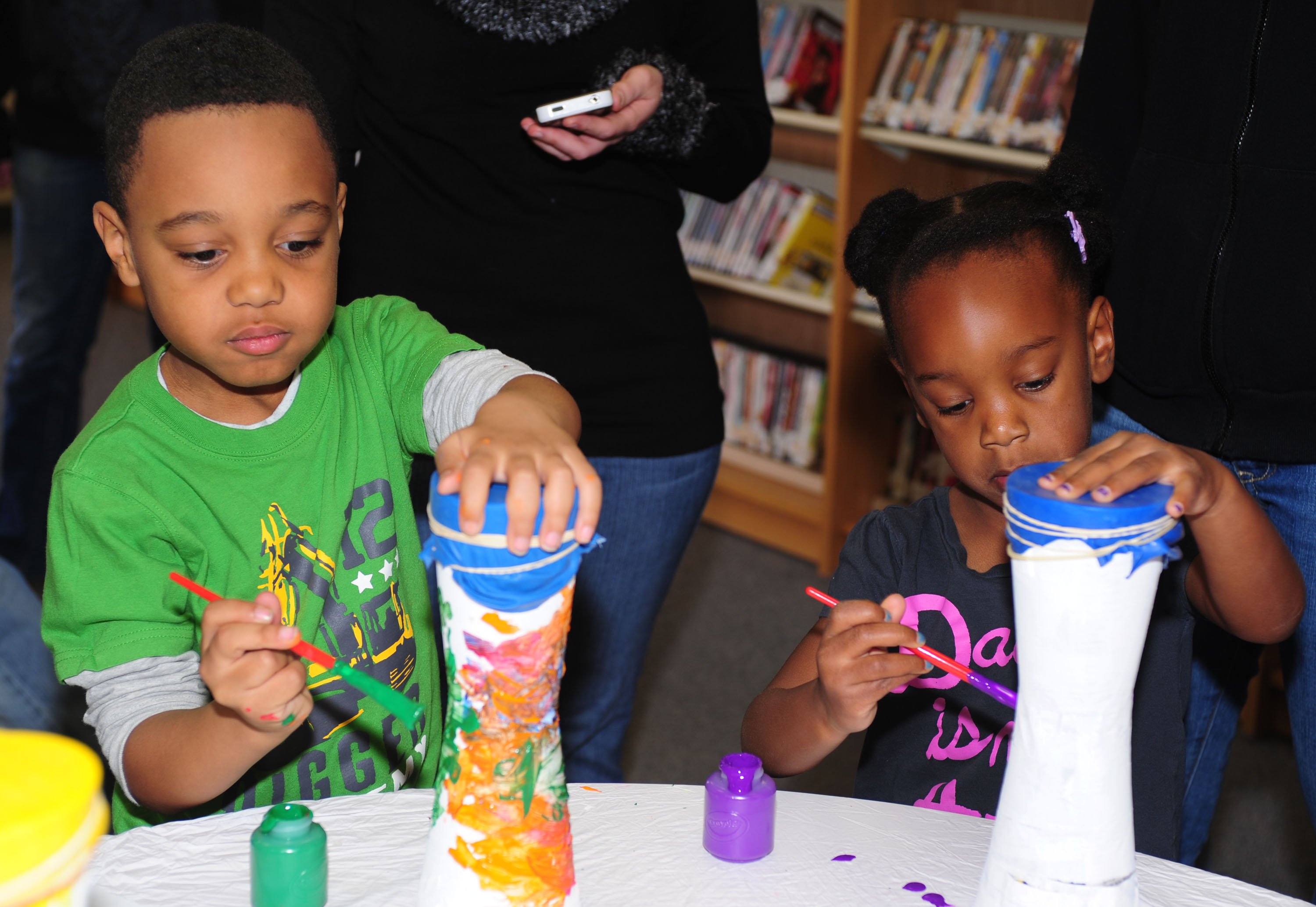 African Arts And Crafts For Kids African American Kids Arts And