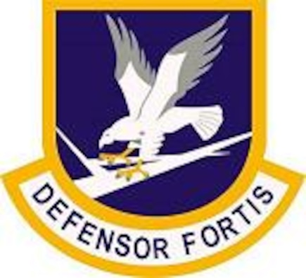 Defensor Fortis (U.S. Air Force graphic)