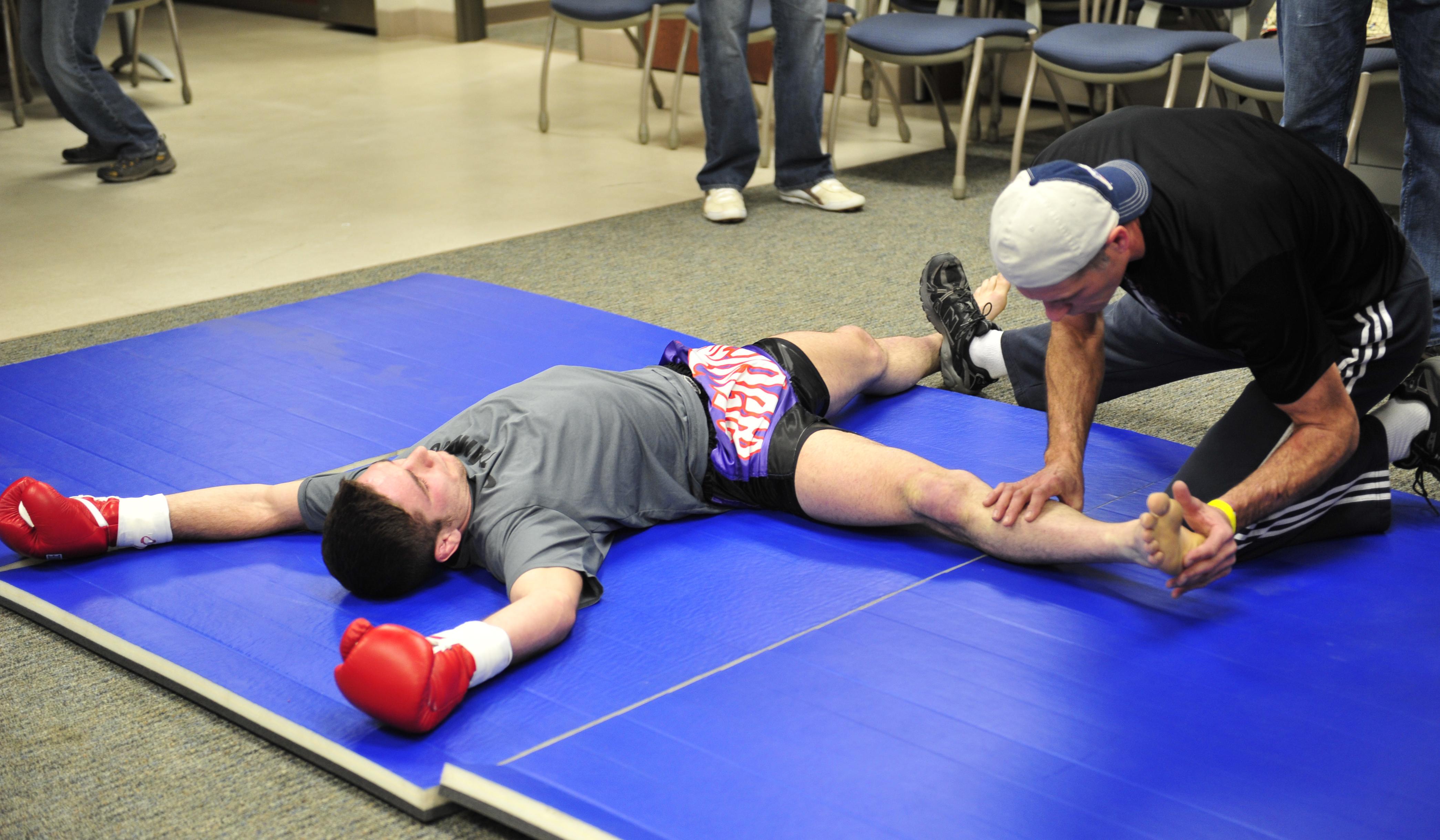 Buckley MMA Fight Night