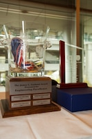 Which school will receive the James L. Garland Award for Engineering Excellence this year? Find out at the 2013 Engineering Career Day, to be held at Jacksonville District headquarters Feb. 22.