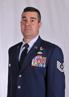 Technical Sgt. David S. Gazzara, 166th Civil Engineer Squadron, 166th Airlift Wing,  is the Delaware Air National Guard Outstanding NCO of the Year for FY2012. He was the 166th Airlift Wing NCO of the Quarter for the 4th Quarter FY2012. (U.S. Air Force photo/Staff Sgt. Nathan Bright)