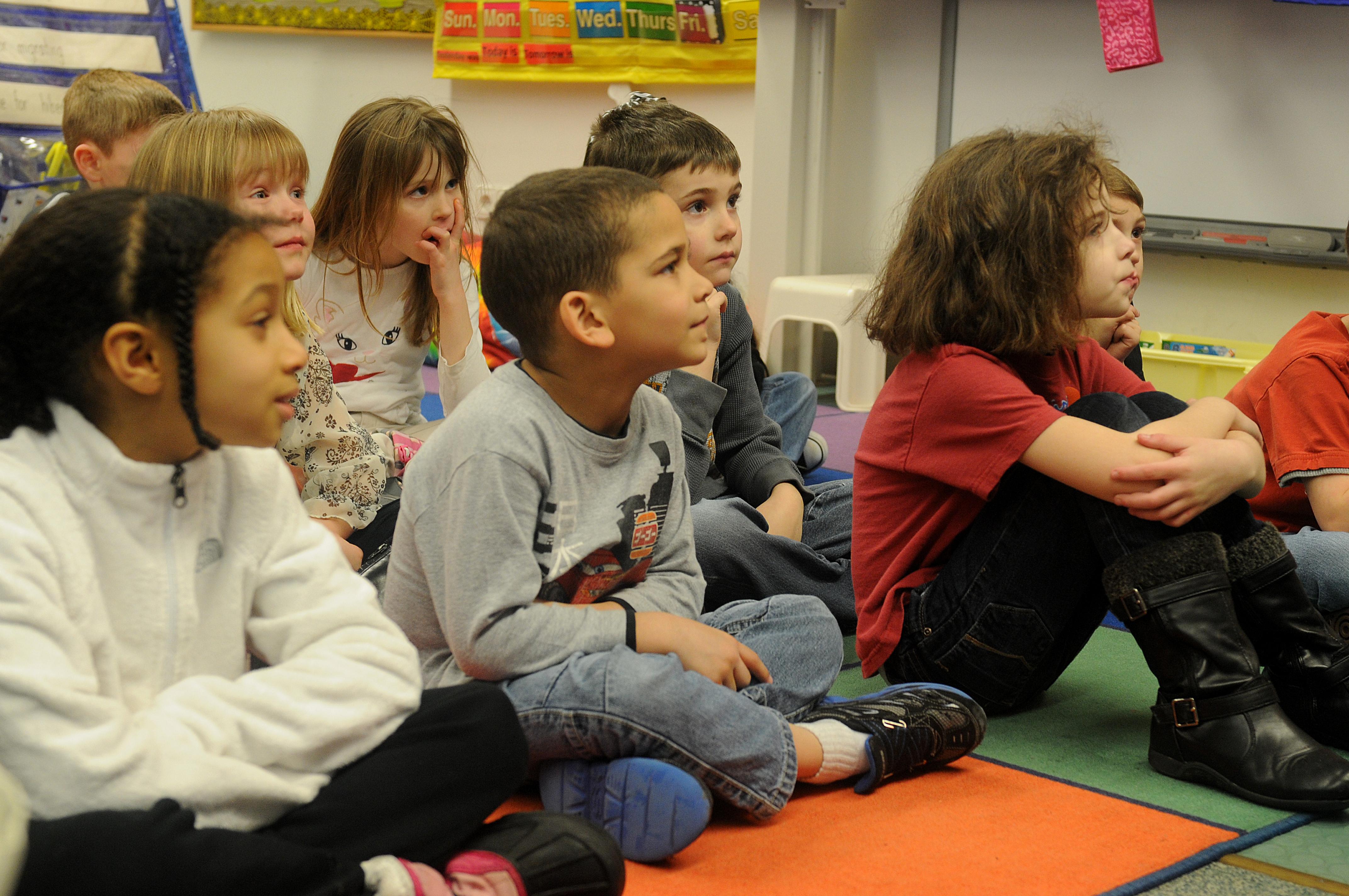 Read Across America shows children power of reading ...