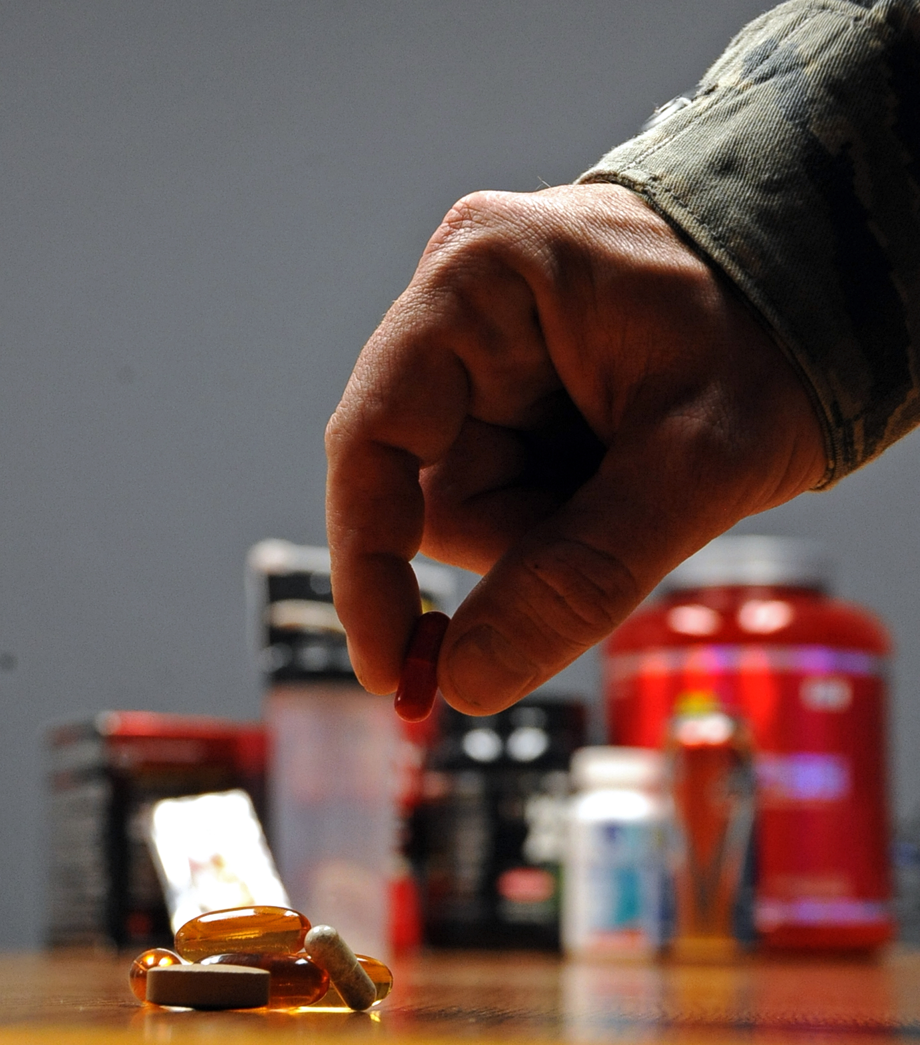 Educational campaign focuses on use of dietary supplements by ...