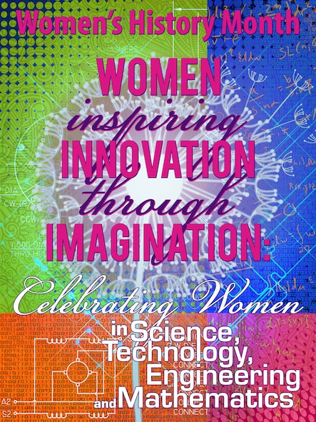 National Women's History Month is celebrated each year during the month of