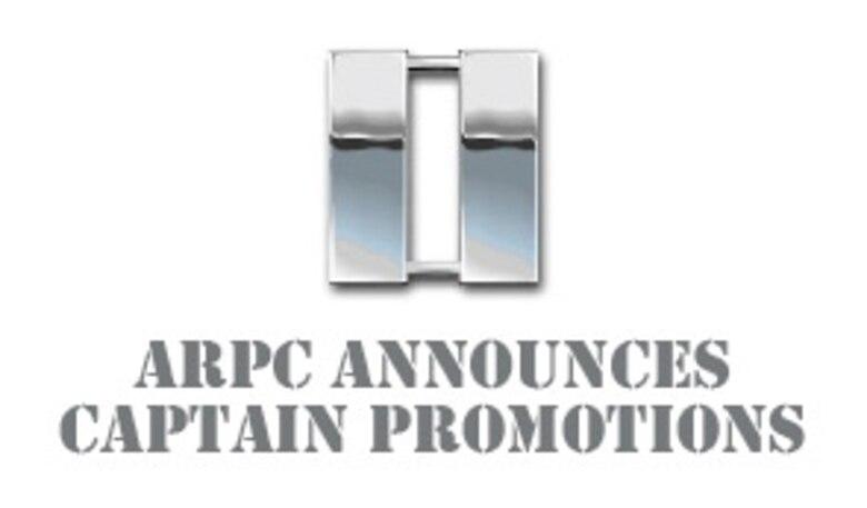 ARPC announces captain promotions > Air Reserve Personnel