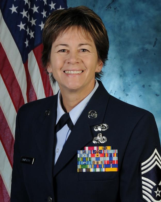 Chief Master Sergeant Karen A. Pignataro