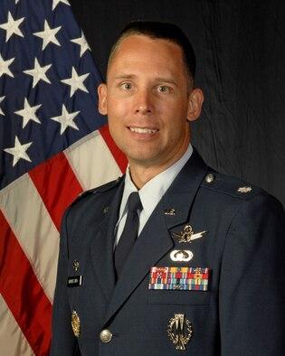 Lt. Col. Michael A. Wulfestieg, Commander, 21st Space Operations Squadron