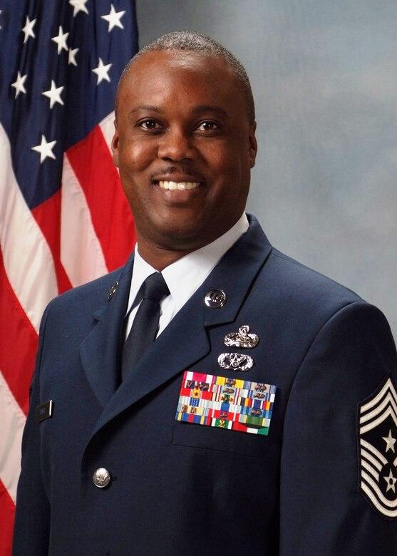 Chief Master Sgt. Otis L. Jones, Jr.