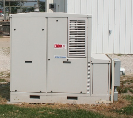 Proton exchange fuel cells will provide backup power for critical loads at federal sites.