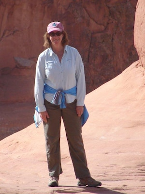 Marcy Leavitt, Texas/New Mexico Branch Chief of the Albuquerque District's Regulatory Division, recently received two honors recognizing her work in preserving water resources in New Mexico.