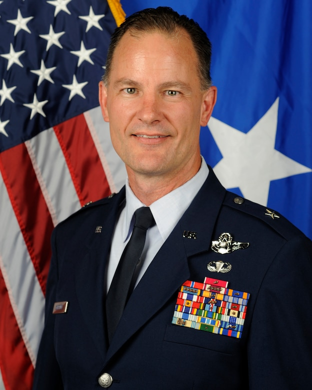 Brig. Gen. Eric S. Overturf is the commander of the 442nd FIghter Wing, an A-10 Thunderbolt II Air Force Reserve unit at Whiteman Air Force Base, Mo.