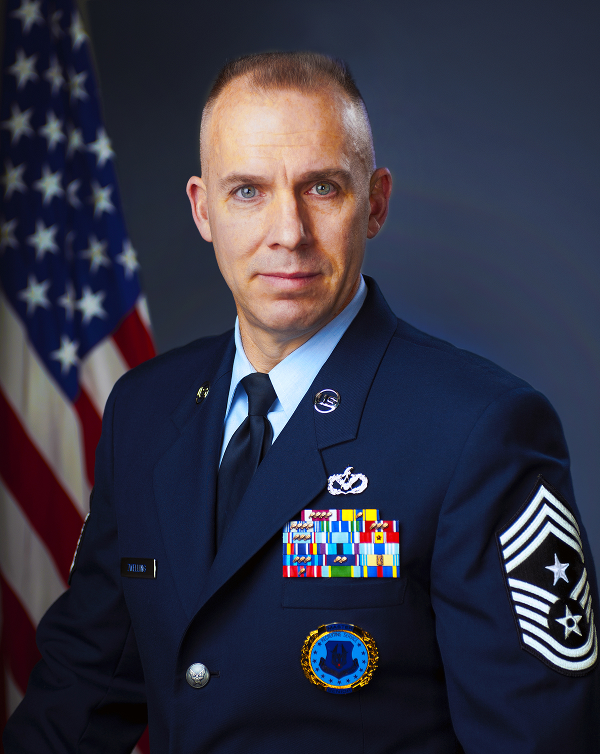Reserve Recruiting selects new command chief > Air Force ...