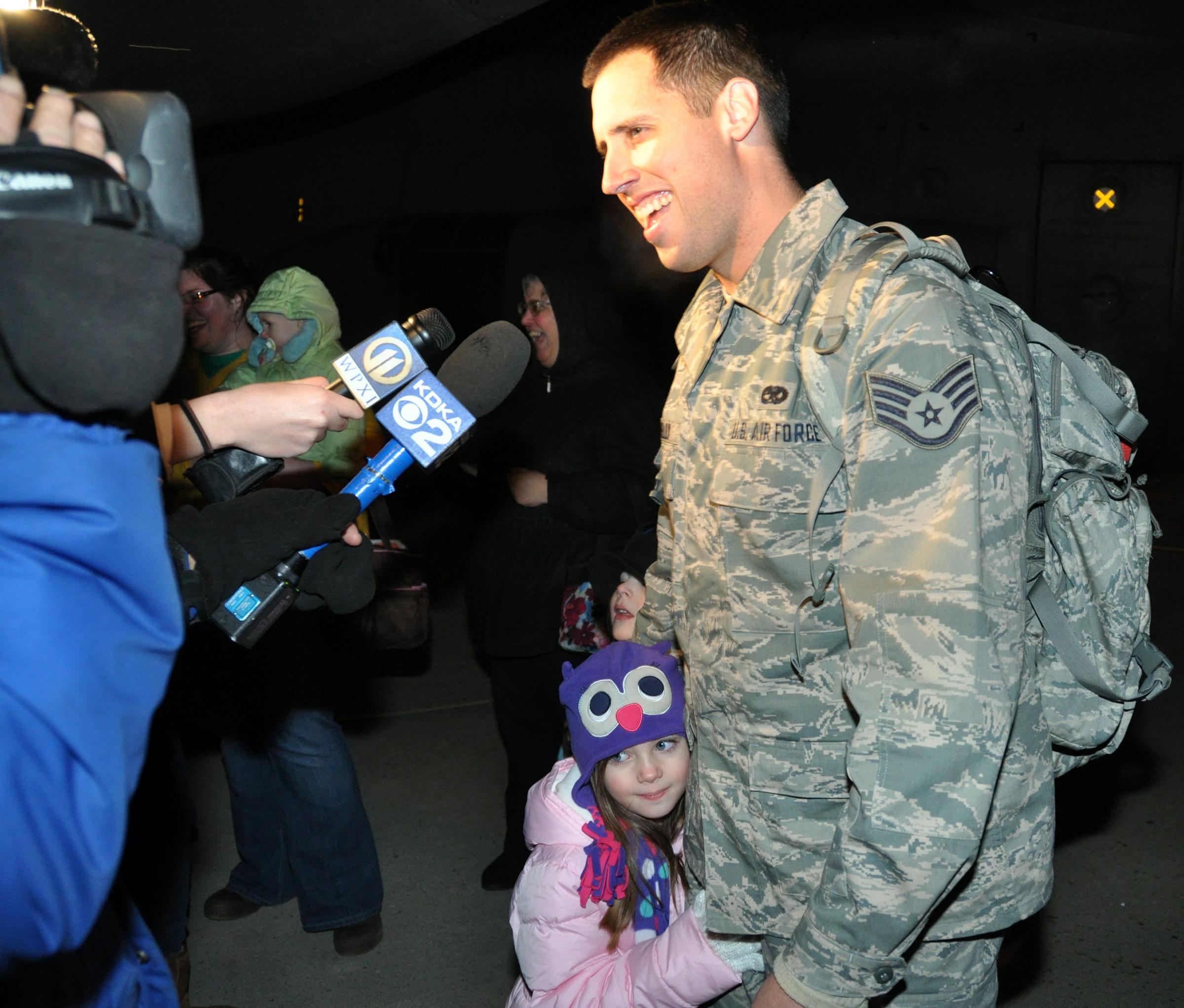 Steel City Airmen wrap-up successful deployment