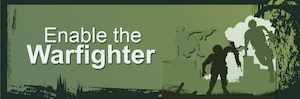 Enable the Warfighter