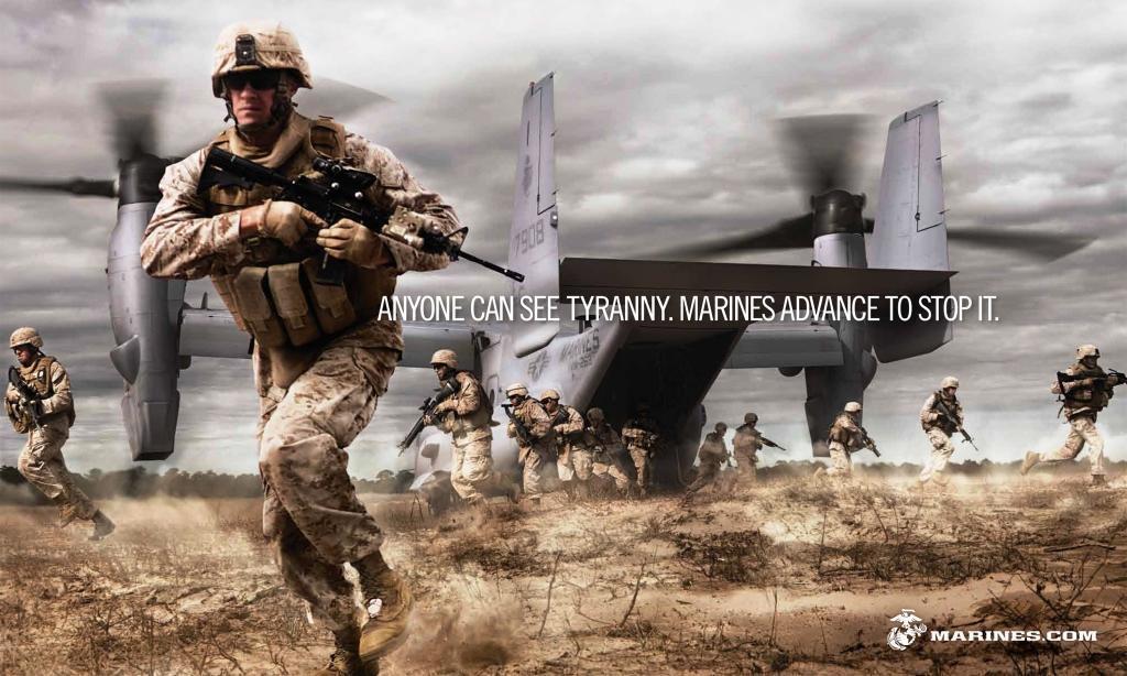 Looking for a 'Few, Good Marines' > II Marine ...