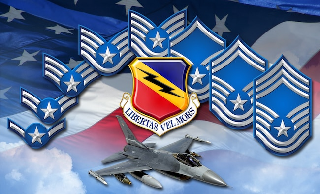 388th Fighter Wing collage