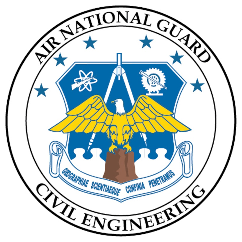 124th Civil Engineering Squadron emblem