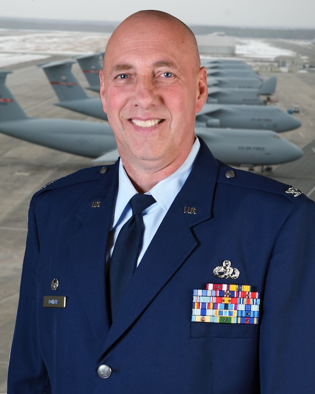 Col. Kerry Kohler, 439th Maintenance Group commander