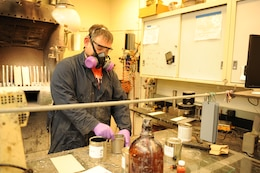 CERL researchers develop sustainable painting materials for Army infastructure.