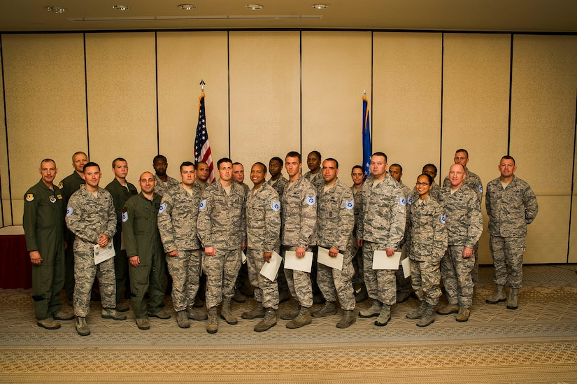 Air Force officials recently released the list of more than 5,000 staff sergeants who have been selected for promotion to technical sergeant June 27, 2013. Sixty-six Airmen from Joint Base Charleston have been selected. The 5,654 selected represent 15.03 percent of the 37,608 eligible. (U.S. Air Force photo/ Senior Airman George Goslin)